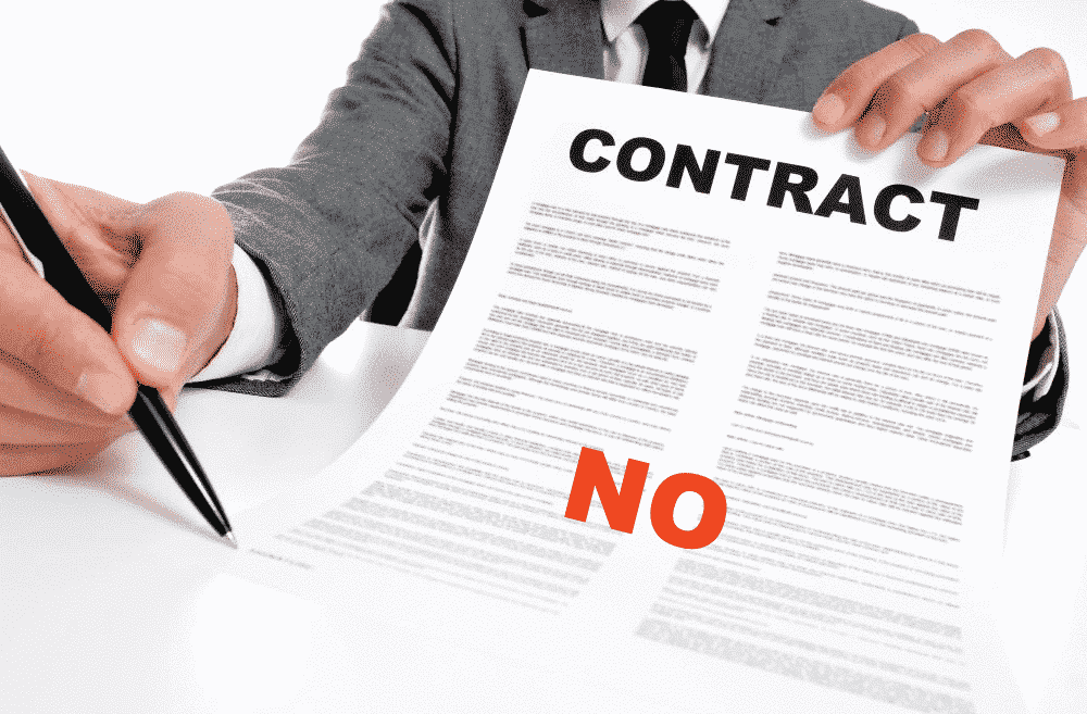 No Term Office Cleaning Contracts